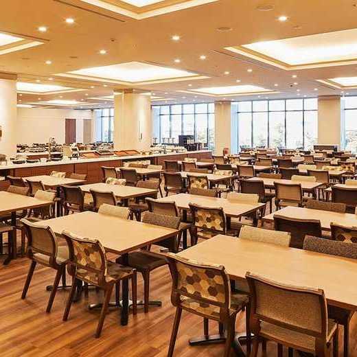 〇ホテルエミオンスクエア レストラン (1)